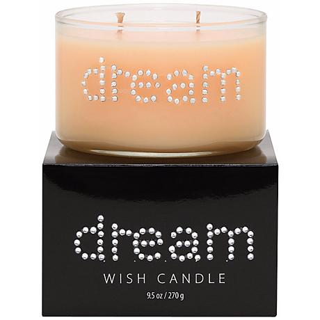 Dream Hand-Jeweled Wish Candle