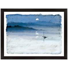"Mulan Landscape VI 17"" Wide Walt Disney Wall Art"