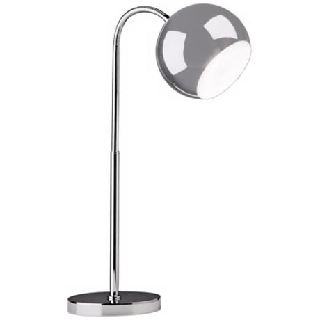 Artcraft On the Spot Chrome Desk Lamp