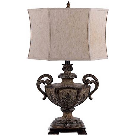 Carthage Earth Table Lamp