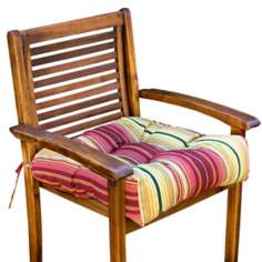 "Kinnabari 20"" Square Outdoor Chair Cushion"