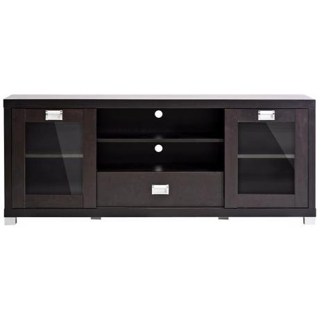 Matlock Dark Brown Modern TV Stand