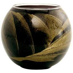 "Esque™ 4"" Ebony Candle Globe with Gift Box"