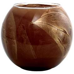 "Esque™ 4"" Chocolate Candle Globe with Gift Box"