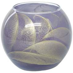 "Esque™ 4"" Lavender Candle Globe with Gift Box"