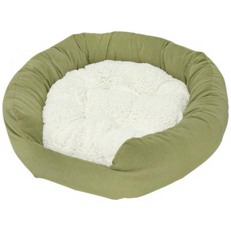 Happy Hounds Murphey Moss Small Donut Dog Bed