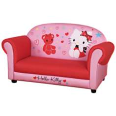 Hello Kitty Kids Two Seater Sofa