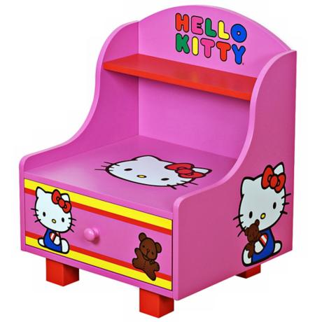 Hello Kitty Side Table