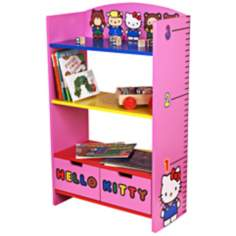 Hello Kitty Measure-Me Kids Bookcase