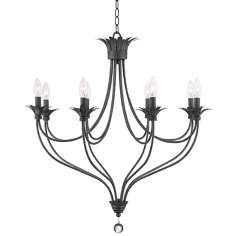 "Banyon 30"" Wide Oil-Rubbed Bronze Chandelier"
