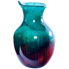 Envy Small Recycled Glass Urn