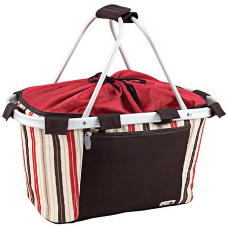 Picnic Time Metro Collapsible Moka Basket