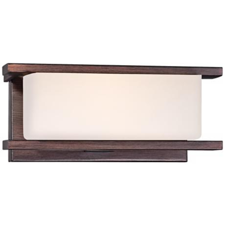 "Facet Tuscana 9"" Wide Wall Sconce"