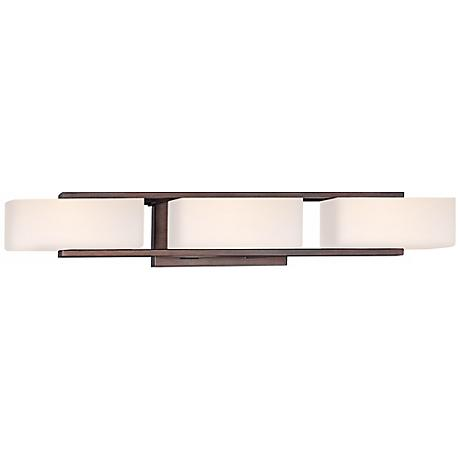 "Facet Tuscana 25 1/2"" Wide Bathroom Light"