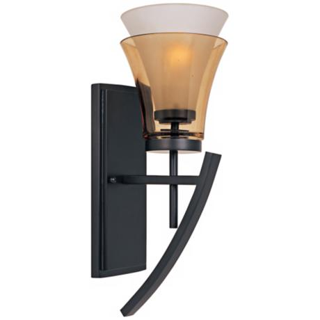 "Majorca 6 1/4"" Wide Oil-Rubbed Bronze Wall Sconce"