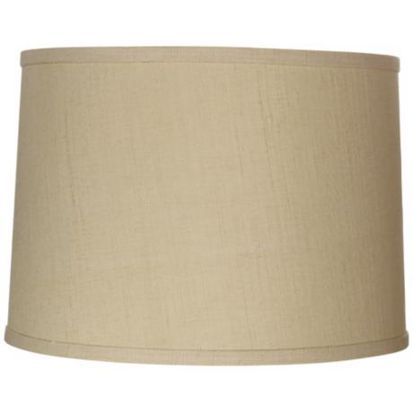 Springcrest™ Herbal Linen Drum Shade 13x14x10 (Spider)