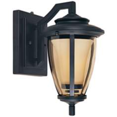"Stockholm ENERGY STAR 7"" Wide Bronze Outdoor Wall Lantern"