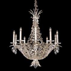"Amytis Thaw 10-Light 28 1/2"" Schonbek Crystal Chandelier"