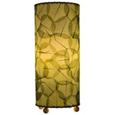 Eangee Green Banyan Uplight Table Lamp