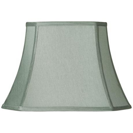 Spa Blue Collection Rectangle Shade 7/10x12/16x11 (Spider)