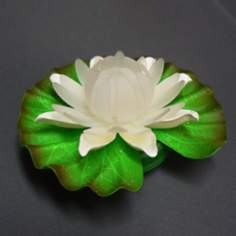 Color Changing LED Floating Water Lily