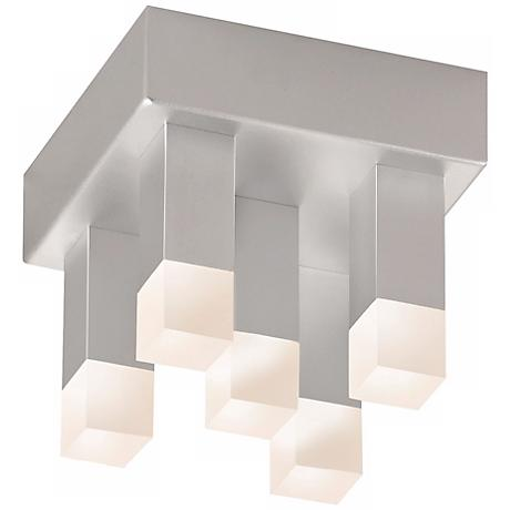 "Sonneman Connetix 5"" Wide LED Ceiling Light"
