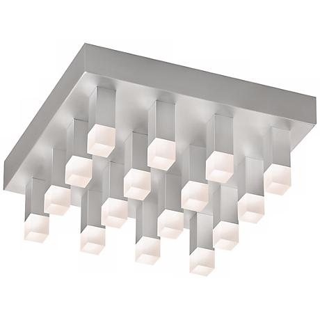 "Sonneman Connetix 12"" Wide LED Ceiling Light"
