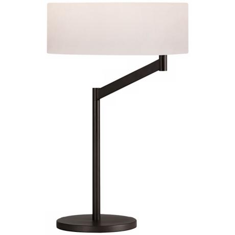 Sonneman Perch Coffee Bronze Desk Lamp