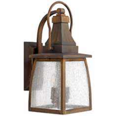 "Hinkley Montauk Sienna 17 1/4"" High Outdoor Wall Light"