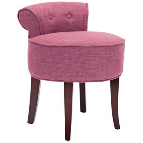 Georgia Rose Vanity Stool