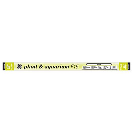 15 Watt T8 Plant and Aquarium Grow Light Bulb