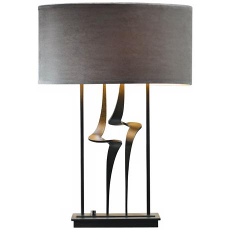 Hubbardton Forge Antasia Eclipse Steel Table Lamp