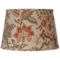 Jamie Young Coral Floral Empire Shade 12x15x10 (Spider)