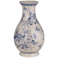 Traditional Asian Ceramic Vase