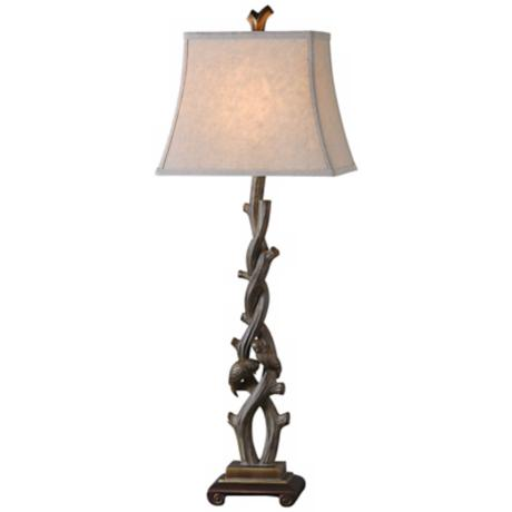 Uttermost Delena Woven Branches Table Lamp