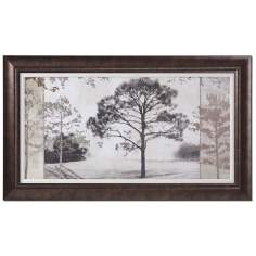 "Uttermost At Dawn 43"" Wide Landscape Wall Art"