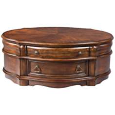 Adrianna ll 2-Drawer Coffee Table