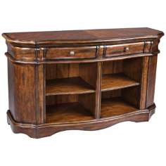 Adrianna II 2-Drawer Sofa Table