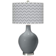 Software Narrow Zig Zag Ovo Table Lamp