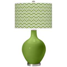 Gecko Narrow Zig Zag Ovo Table Lamp