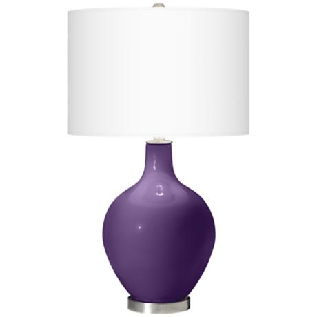 Acai Ovo Table Lamp