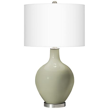 Svelte Sage Ovo Table Lamp