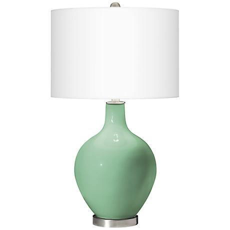 Hemlock Ovo Table Lamp