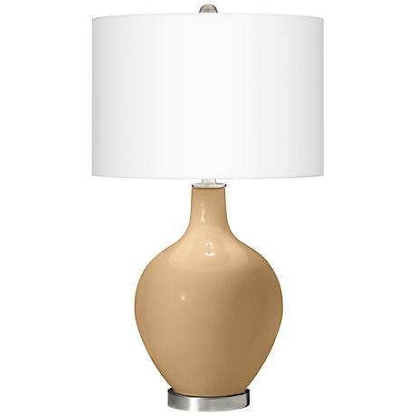 Sand Ovo Table Lamp