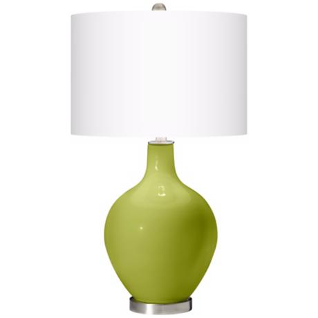 Parakeet Ovo Table Lamp