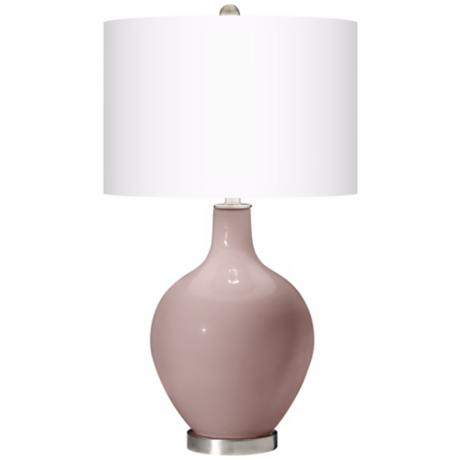 Dressy Rose Ovo Table Lamp