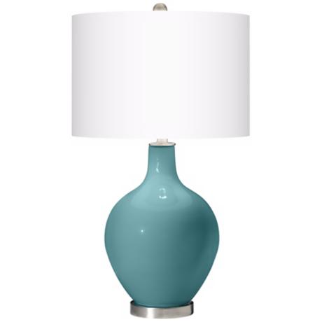 Reflecting Pool Ovo Table Lamp
