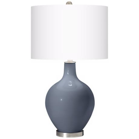 Granite Peak Ovo Table Lamp