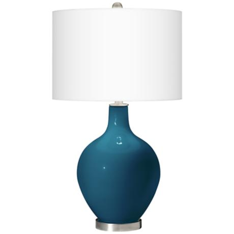 Oceanside Ovo Table Lamp