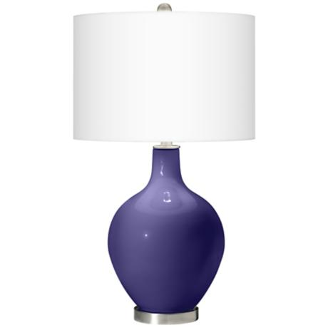 Valiant Violet Ovo Table Lamp